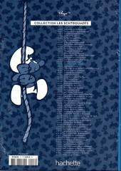 Verso de Les schtroumpfs - La collection (Hachette) -17- Les p'tits schtroumpfs
