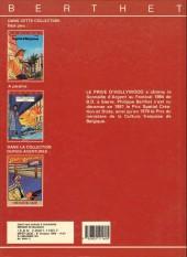 Verso de Le privé d'Hollywood - Tome 1a1987