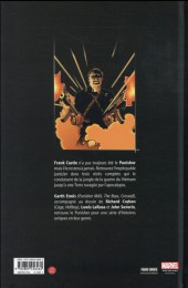 Verso de Punisher - La Fin (Marvel Dark) - La Fin