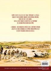 Verso de Sanguine (Sandawe) -1- L'insoumise