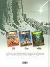 Verso de Amazonie (Kenya - Saison 3) -1- Épisode 1