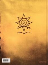 Verso de L'Étoile du désert -3- Tome 3