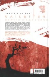 Verso de Nailbiter -2- Les Liens du sang