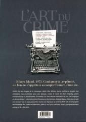 Verso de L'art du crime -3- Libertalia, la cité oubliée