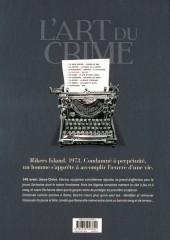 Verso de L'art du crime -4- Electra