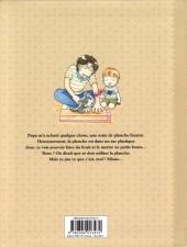 Verso de Chi - Une vie de chat (grand format) -8- Tome 8