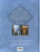 Verso de L'apache & la cocotte -1- Ange