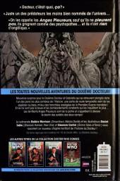 Verso de Doctor Who - Les nouvelles aventures du dixième docteur -2- Les anges pleureurs de Mons