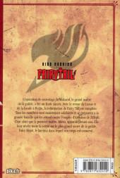 Verso de Fairy Tail -53- Tome 53