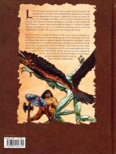 Verso de Les chroniques de Conan -19- 1985 (I)