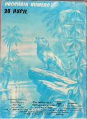 Verso de Kalar -160- Le gorille géant