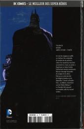 Verso de DC Comics - Le Meilleur des Super-Héros -28- Batman - Amère victoire - 2e partie