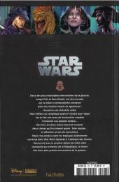 Verso de Star Wars - Légendes - La Collection (Hachette) -23I- Le Côté Obscur - I. Jango Fett & Zam Wesell