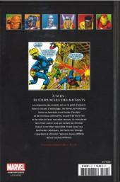 Verso de Marvel Comics - La collection (Hachette) -67XIII- X-Men - Le Crépuscule des Mutants