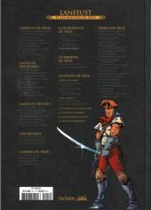 Verso de Lanfeust et les mondes de Troy - La collection (Hachette) -34- Les Conquérants de Troy - Le Mont Rapace