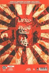 Verso de Doggybags -12- Spécial Japon