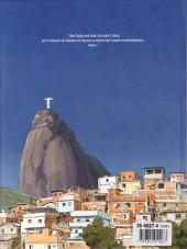 Verso de Rio (Rouge/Garcia) -2- Les Yeux de la favela