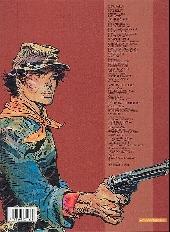 Verso de Blueberry (La Jeunesse de) -5b2003- Terreur sur le Kansas