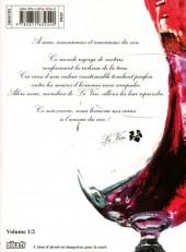 Verso de Signé Le Vin -1- Tome 1