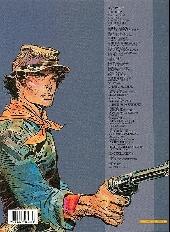 Verso de Blueberry (La Jeunesse de) -6b2003- Le raid infernal