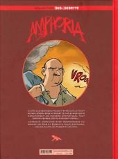Verso de Bob et Bobette : Amphoria -4- Lambique