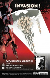 Verso de Batman Univers -7- Numéro 7