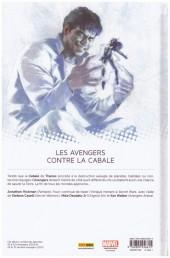 Verso de Avengers - Time Runs Out -3- Beyonders