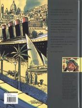 Verso de Là-bas (Sibran/Tronchet) - Là-bas