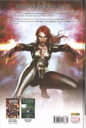 Verso de Secret Avengers (Marvel Deluxe) -2- Sauver le monde