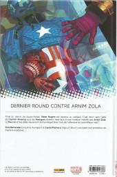 Verso de Captain America (Marvel Now!) -5- Le Soldat de demain
