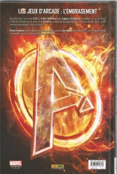 Verso de Avengers Arena -1- Alliés Mortels
