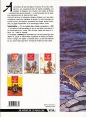 Verso de Le vent des Dieux -1a1989- Le sang de la lune