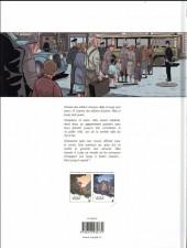 Verso de L'envolée sauvage -INT02- Histoire complète