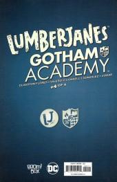 Verso de Lumberjanes/Gotham Academy (2016) -4- Lumberjanes / Gotham Academy Part 4 of 6