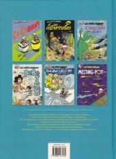 Verso de Les petits hommes -INT08- Intégrale 1990-1995