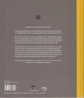 Verso de (AUT) Hergé -Cat TL- Hergé - Grand palais 28 septembre 2016 - 15 janvier 2017