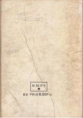 Verso de Akim (1re série) -Rec079- Album N°79 (du n°437 au n°440)