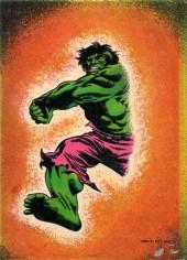 Verso de Albums Artima DC/Marvel Super Star Géants - Hulk et le petit garçon