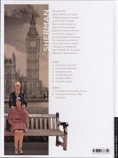 Verso de Sherman -7- Le dernier acte de Ludwig. Londres