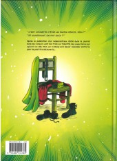 Verso de SuperS -2- Héros