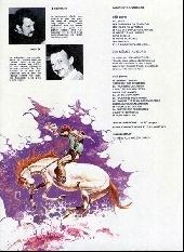 Verso de Comanche -3d1983- Les loups du Wyoming
