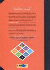 Verso de La petite Bédéthèque des Savoirs -10- Histoire de la prostitution - De Babylone à nos jours