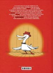 Verso de L'incroyable histoire du Canard enchaîné - L'Incroyable histoire du Canard enchaîné