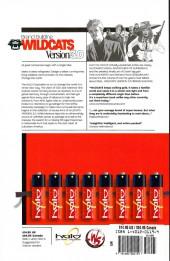 Verso de Wildcats Version 3.0 (2002) -INT01- Brand Building