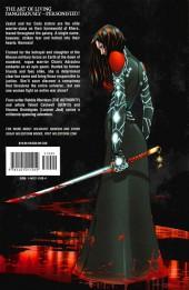 Verso de Wildcats: Nemesis (2005) -INT- Nemesis