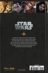 Verso de Star Wars - Légendes - La Collection (Hachette) -2431- Clone Wars - VI. Démonstration de Force