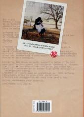 Verso de Couleur de peau : miel -4- Tome 4