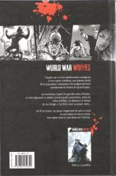 Verso de World War Wolves -3- De griffes et de crocs