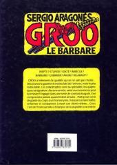 Verso de Groo -HS- Le barbare