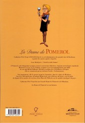 Verso de La dame de Pomerol - La Dame de Pomerol